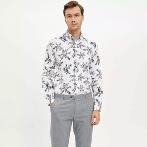 Other - Men Casual Long Sleeve shirt